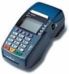 The Verifone Credit Card Machine