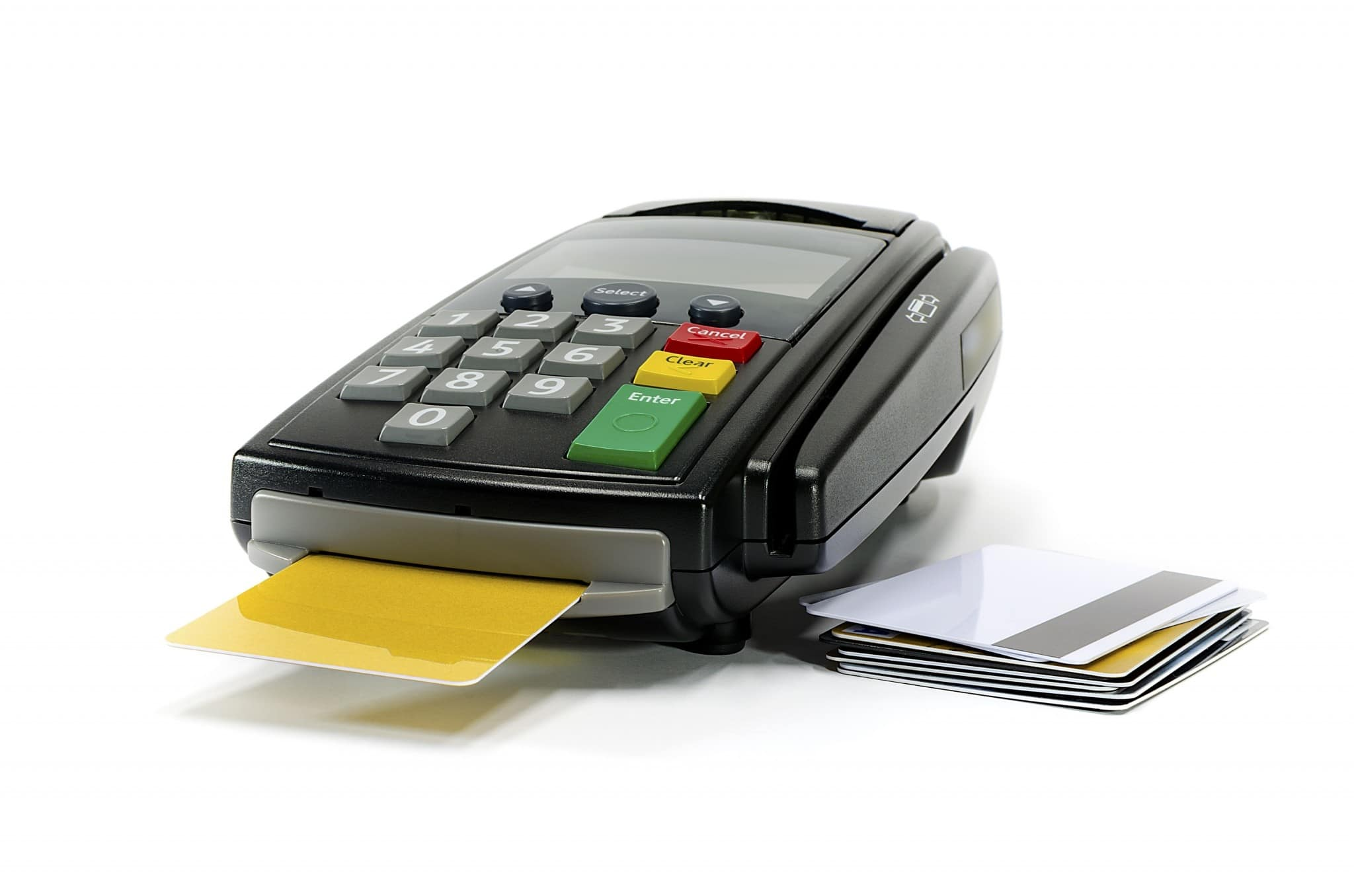 Credit Card Processing Service Machine